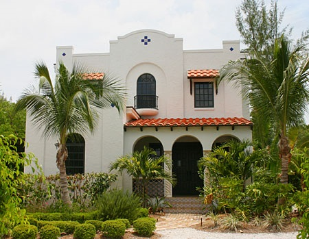 Spanish Revival Style Homes