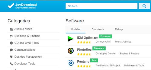 freeware and shareware programming