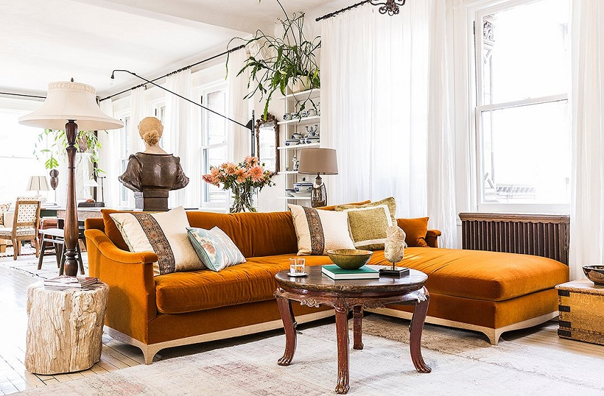 How to choose a sofa for your living room