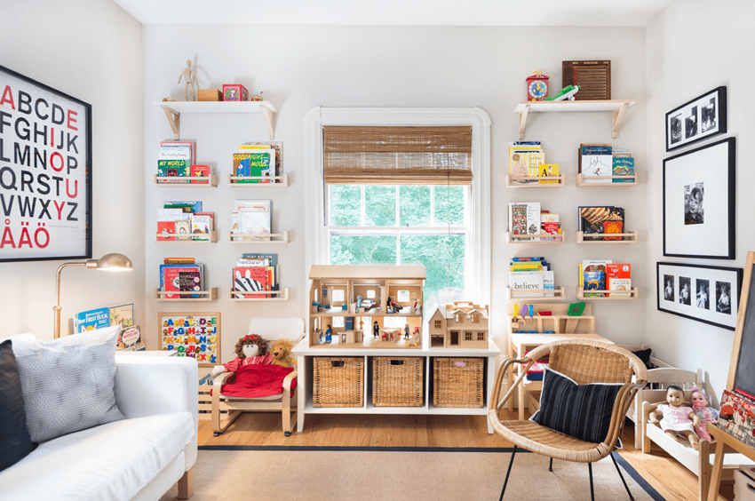 KID'S ROOM DECOR: WHAT'S UP?