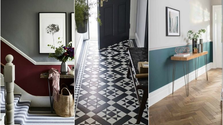 decorate your hallway