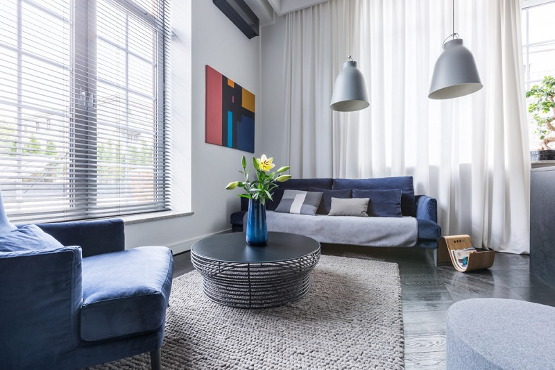 5 ideas of interior blinds for a warm decor