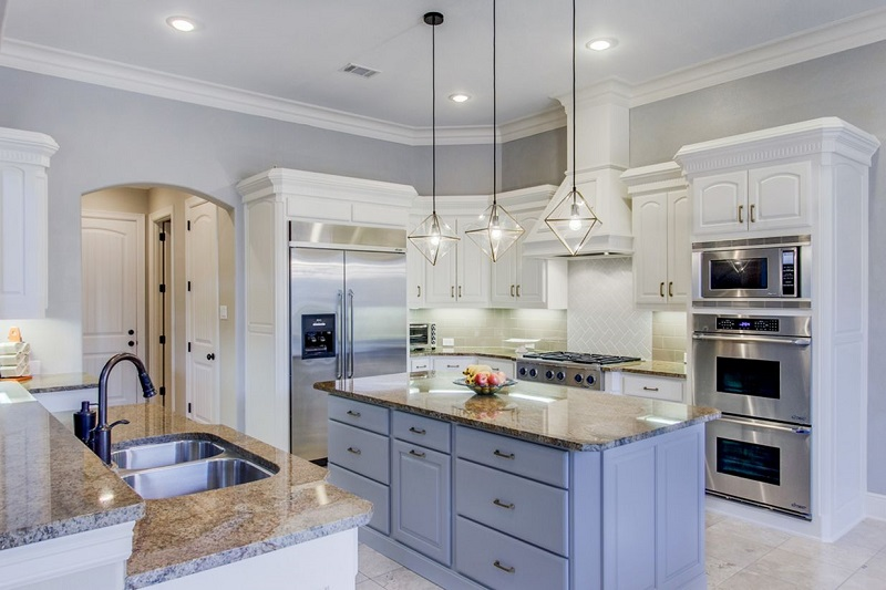 Kitchen decor ideas  for fresh and modern kitchen