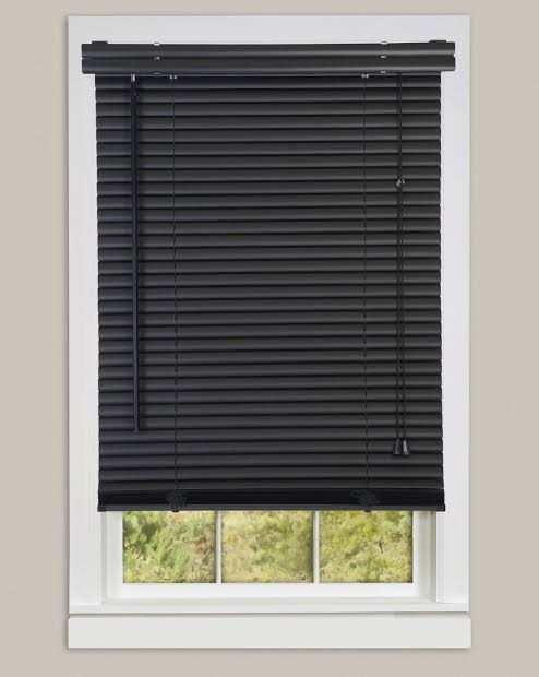 Types of blinds and their characteristics