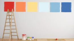 HOW TO CHOOSE THE COLOR TO PAINT