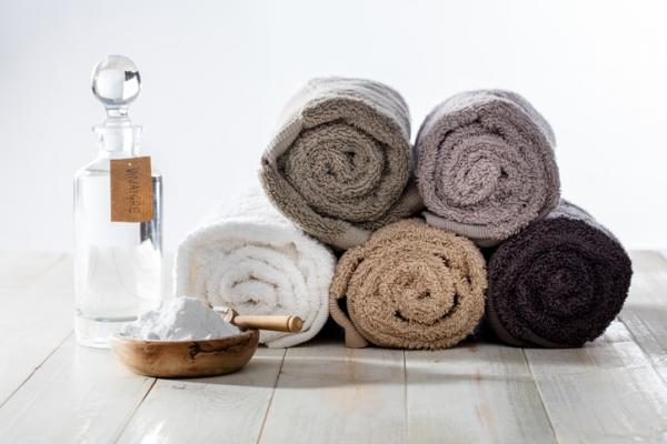 how to get sour smell out of towels