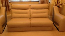 how to dismantle a sofa